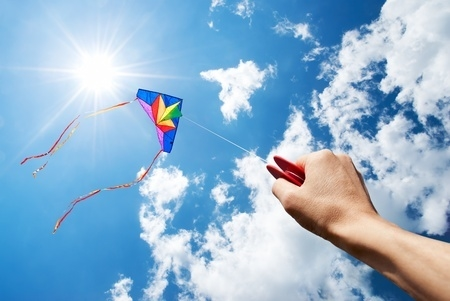 Kite and String