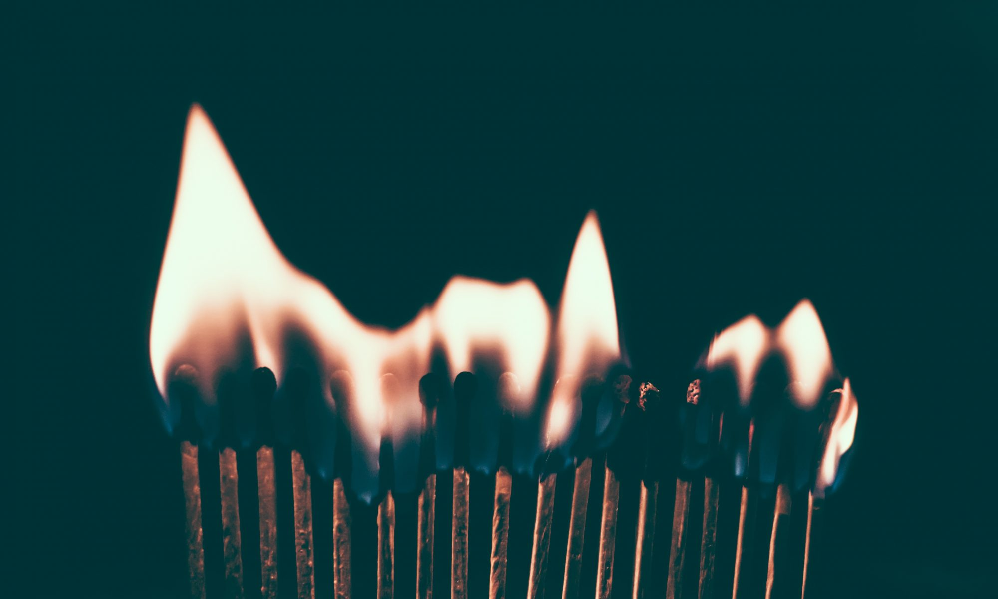 Matches by Jamie Street via Unsplash