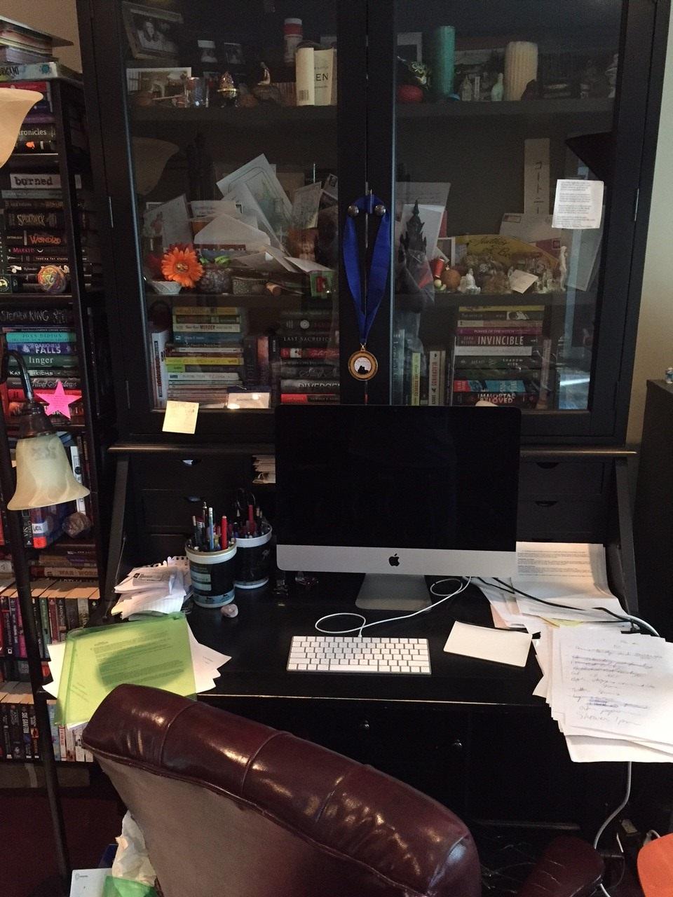 KC's Desk